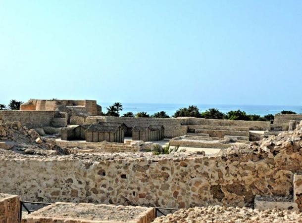 View from the Qal'at al-Bahrain Fort. (Mohd Azli Abdul Malek/ CC BY 2.0)