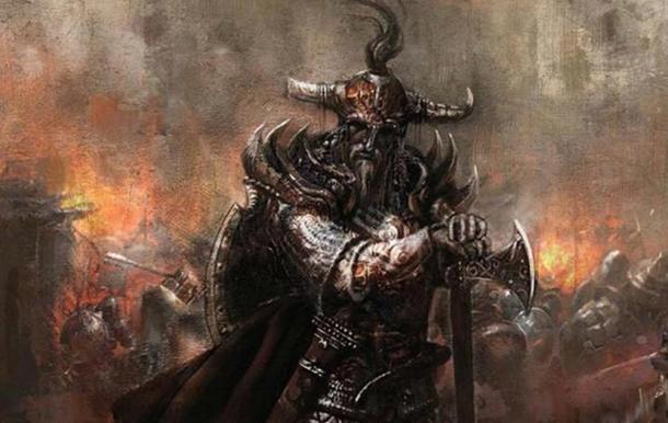 Representative image of a Viking King