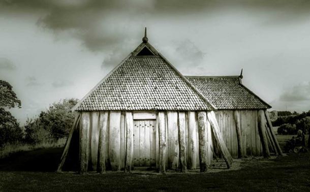 Viking Longhouse – Reconstruction.