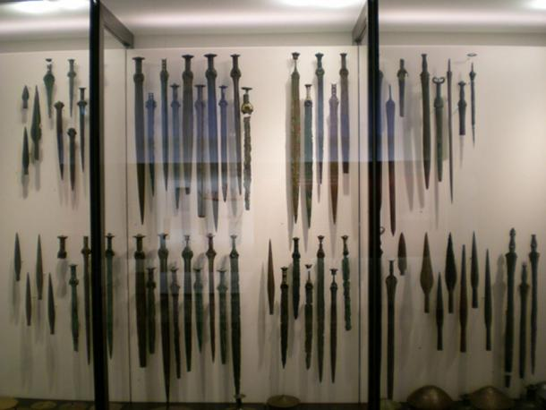Viking Swords. (CC0)