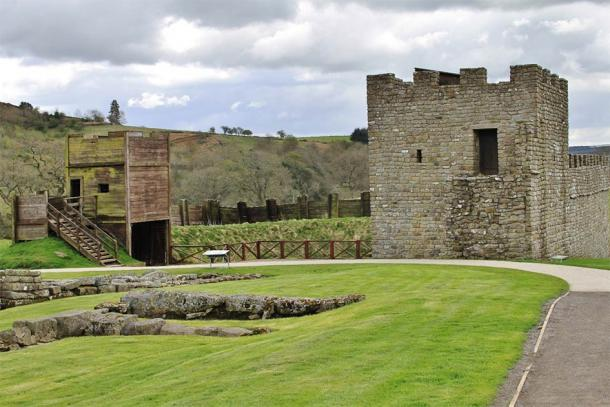 Vindolanda Fort. Credit: Carole / Adobe Stock