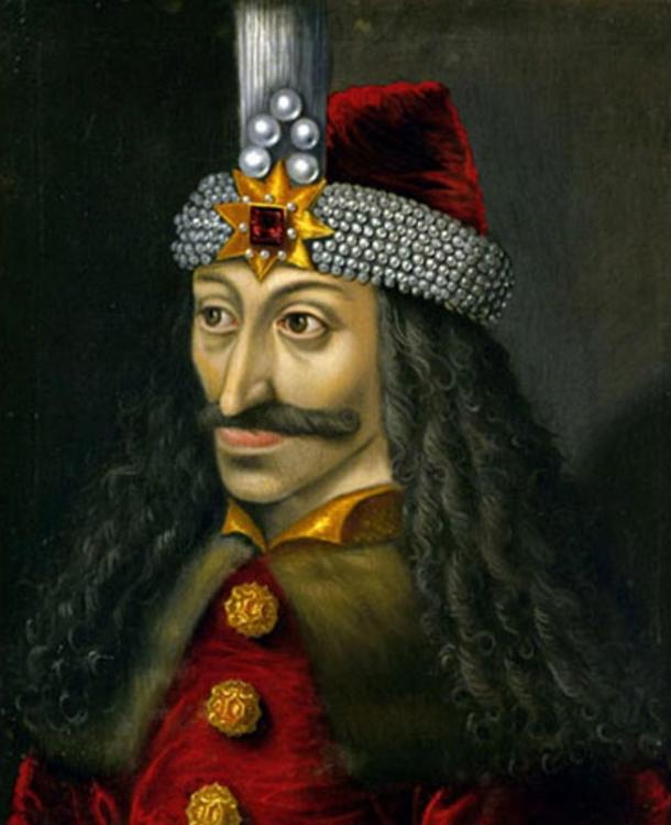 It is popularly believed that Stoker's inspiration for Dracula came from the life of Vlad the Impaler. The Ambras Castle Portrait of Vlad III.