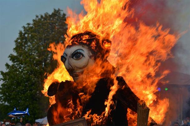 Walpurgis night, burning of the witches (ACOBA / Adobe Stock)