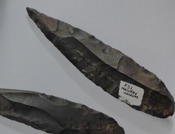 Written in Stone: Neolithic Weapons and Tools of the ...