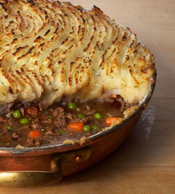 Was Offa's Dyke damaged so the farmer could have Shepherd's Pie? (Dennis Wilkinson / CC BY-SA 2.0)