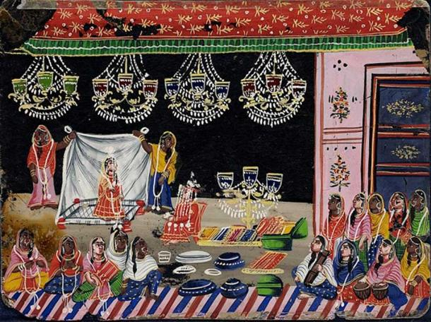 Mahr and Dowry: Two Very Different Concepts