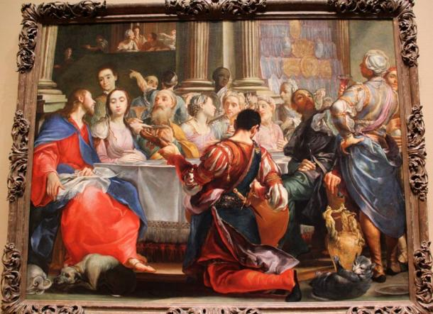 The Wedding at Cana.
