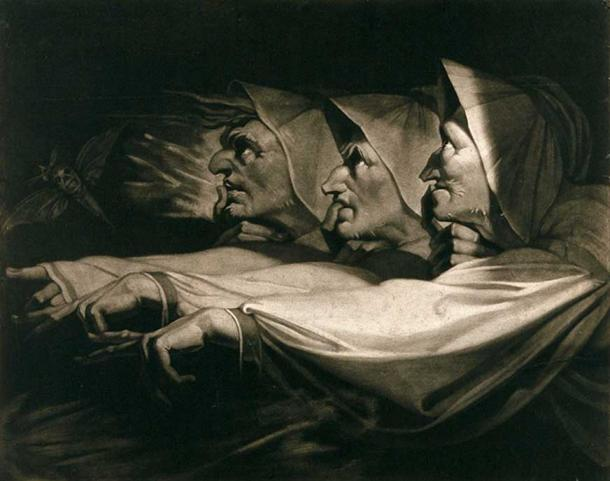 The Weird Sisters of Shakespeare's Macbeth
