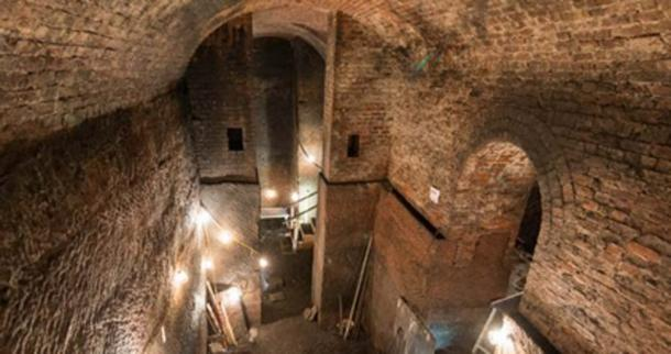 Were the Williamson Tunnels a reflection of Williamson's obsessive-compulsive personality? (Friends of Williamson's Tunnels / Facebook)
