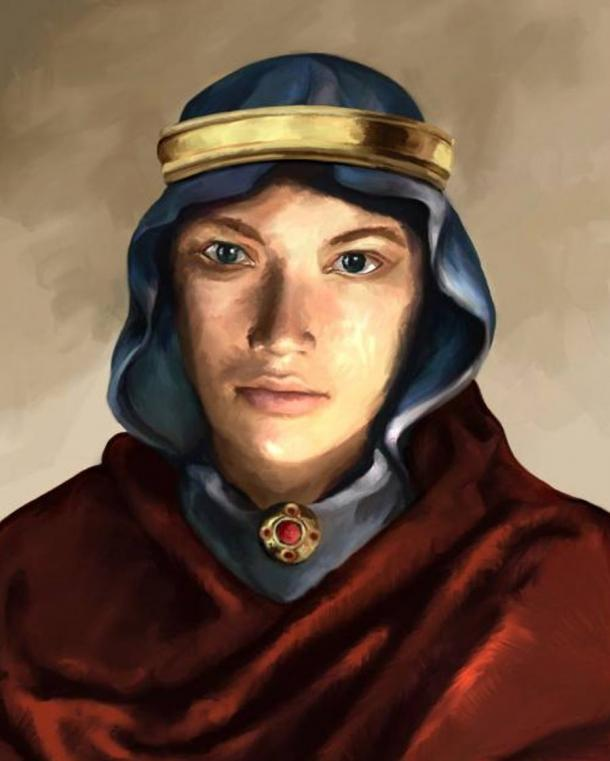 What Aethelflaed may have looked like