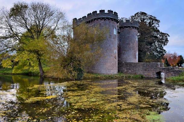 The White Castle at Whittington.