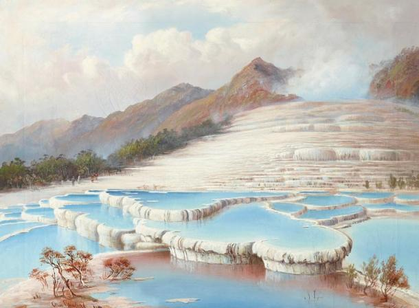 White Terraces