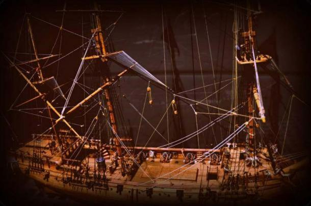 Model of the Whydah Galley