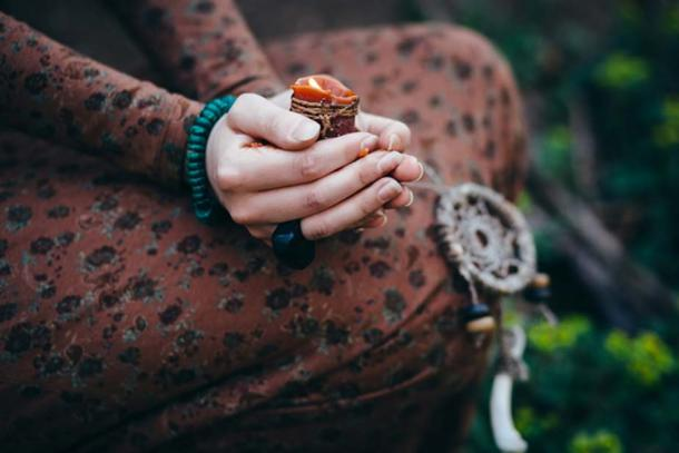 Up to 1.5 million Americans identify as Wicca or Pagan (grape_vein / Adobe Stock)