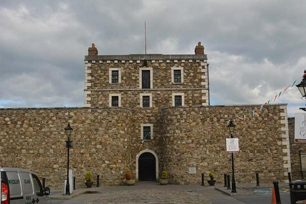Wicklow Gaol as it stands today (CC by SA 3.0)