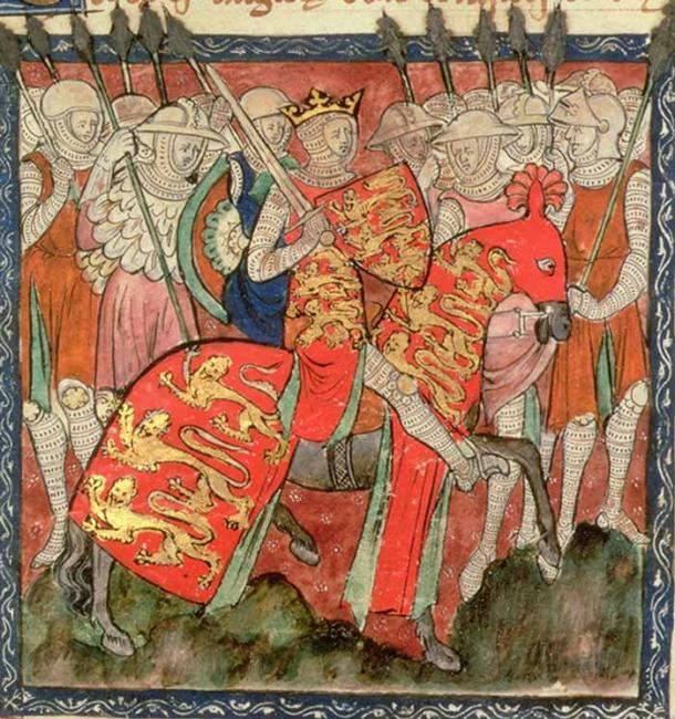 William the Conqueror is famed for his conquest of Anglo-Saxon England. But without the support of noblemen, pious Norman knights and cunning feudal lords, it would have been impossible. One of the most important of these was Odo of Bayeux. (Public domain)