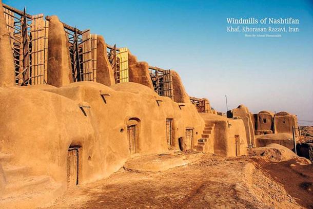 Windmill complex of Nashtifan