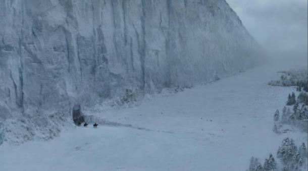 Winter is coming. Screencap from Game of Thrones (Wiki of Ice and Fire)