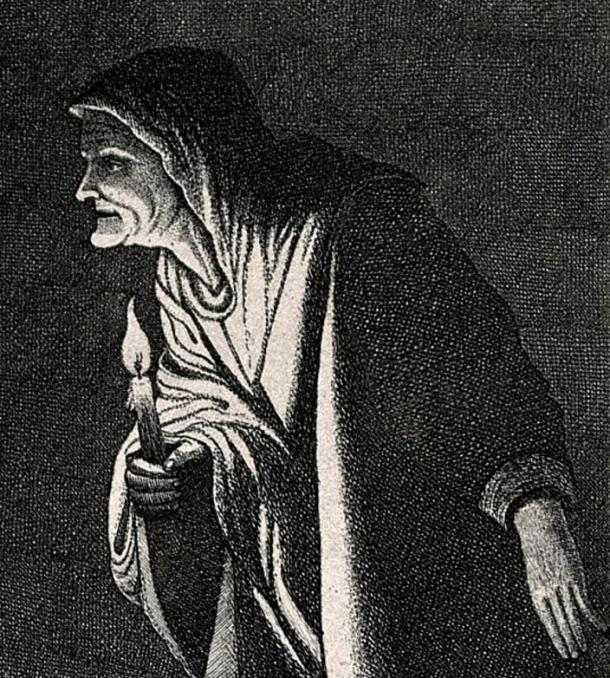 The Witch of Endor by Adam Elsheimer.