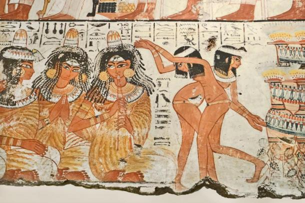 Women in Ancient Egypt had some rights but were still subservient to men