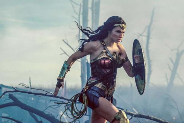There are intriguing similarities between Ishtar and Wonder Woman.