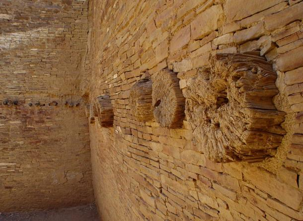 Wooden beams for Chaco Canyon's great houses came from two different valleys, researchers said.