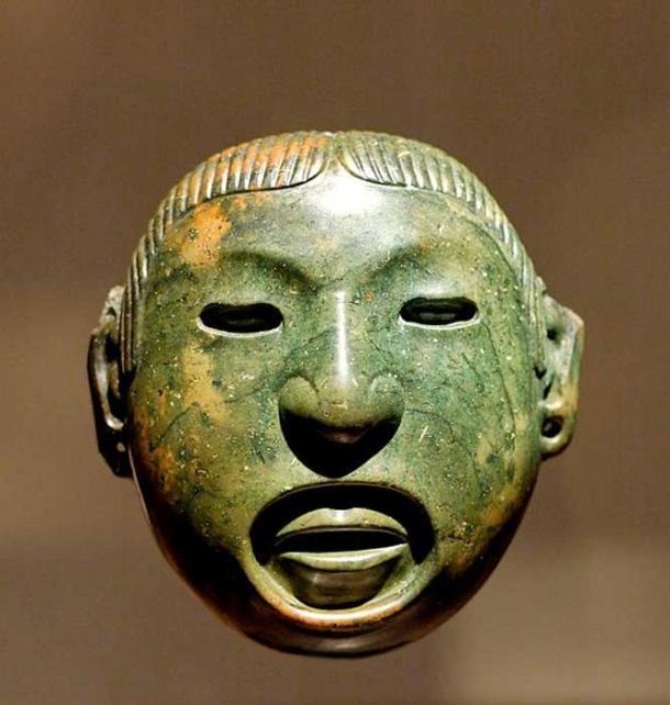 Xipe Totec mask. (Public Domain)