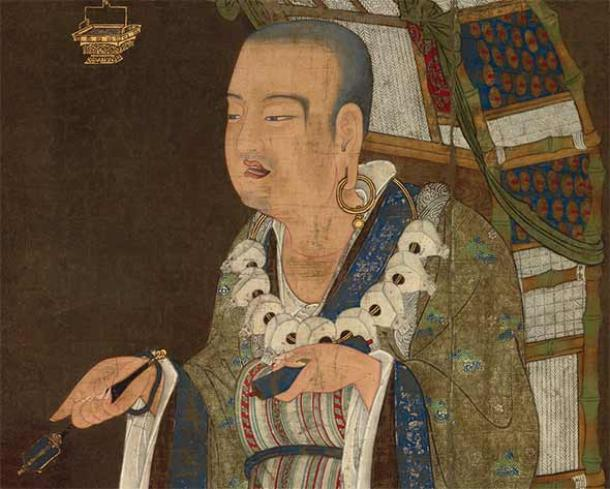 Xuanzang famously travelled to India to find answers to the discrepancies and contradictions he discovered in Buddhist doctrine. There he visited Harsha's palace and included a description of him in his writing. (Public domain)