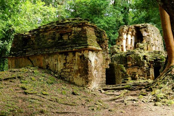 Yaxchilan is one of the largest Maya sites of the Classic period. The ceremonial center contains hundreds of structures, many of which still lie buried under the forest.(Photo: ©Marco M. Vigato)