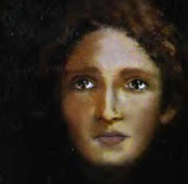 """""""Young Jesus"""" as depicted from analysis of the Shroud of Turin in Italy."""