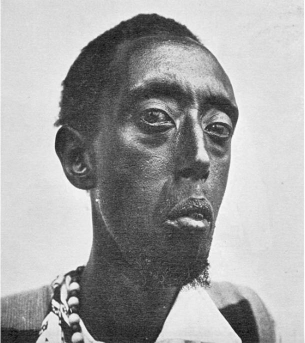 Yuhi Masinga, king of Rwanda from 1896 to 1931 (Photo by therwandan)