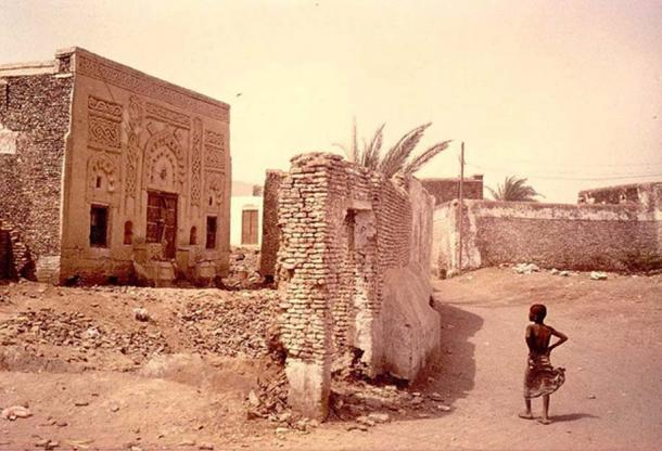Zabid, Yemen. 1000 years ago it was among the most sophisticated centers of learning in Arabia.