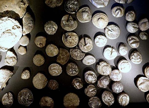 Zagazig hoard of ancient Greek coins, Egypt, 6th-4th century BC