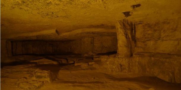 Zedekiah's Cave, Jerusalem, Israel