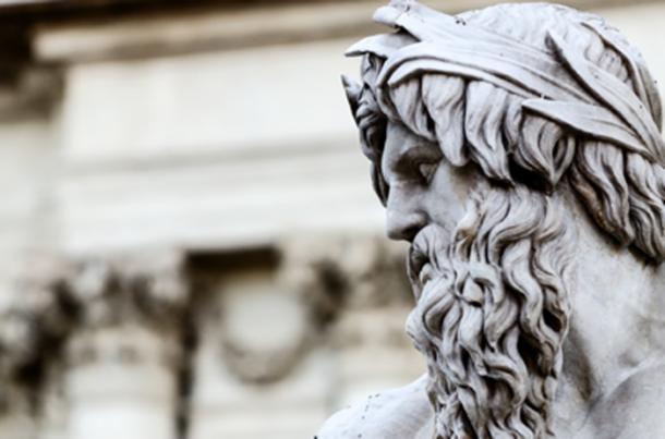 Zeus, king of gods. Source: BlackMac / Adobe Stock.
