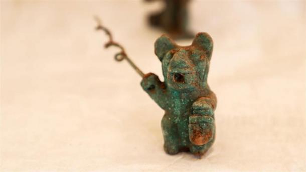 Zoomorphic figurine. (Ministerio de Cultura de Perú)