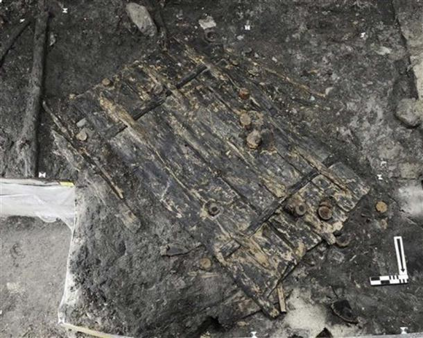 Zurich's Neolithic door is one of the oldest doors in Europe. (For what they were…we are)