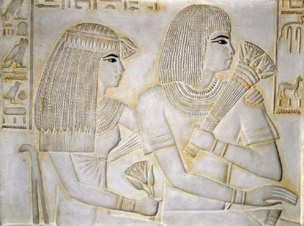 Many of the accounts warn 'not to be confused with the wife of Ramose the governor of Thebes,' which is 18th dynasty of Egypt, shown here, but it seems that the name has been confused from the off. (CC BY-SA 3.0)
