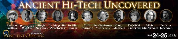 Ancient Hi-Tech Uncovered conference