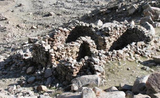 This all-stone structure and 16 others like it are thought to be the place where ancient Zhang Zhung people marked the descent of their supreme god, Gekhoe, to the Earth.