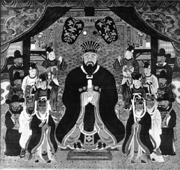 King Shō Shin, 1465-1526. (Public Domain)