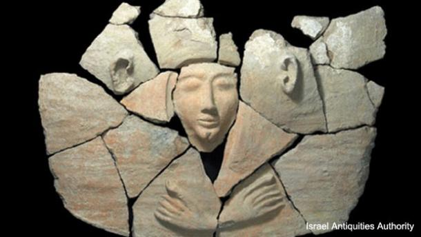 Surprise finding as ancient Egyptian sarcophagus is found in Israel