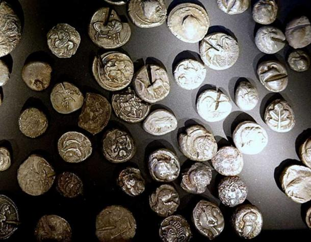 Hoard of ancient Greek coins, 6th – 4th century BC