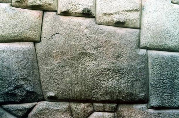 Ancient Inca Walls