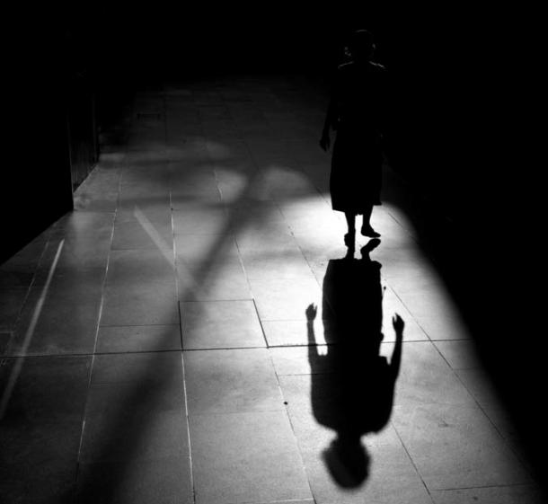 Numerous rituals in the ancient past concern the shadow, once believed to be connected to the spirit.