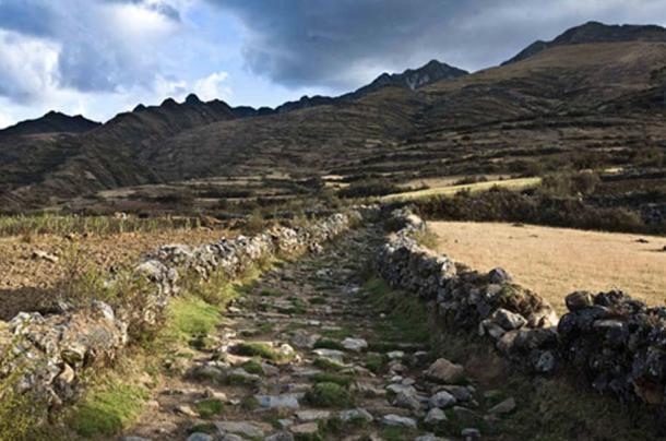 Ancient Road Building