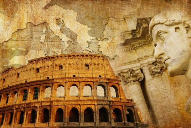 The story of ancient Rome is a great theme for a history podcast