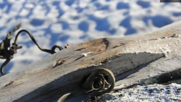 The ancient ski found in Norway