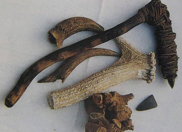 Recovery of ancient weapons helps to piece together periods of war in prehistory