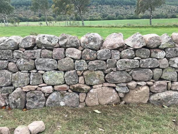 Dry stone walling is an ancient craft which is disappearing in Scotland. Martin Tyler and Luke De Garis are working to create a solid foundation for future generations of stone wallers. (Dry Stone Walling Perthshire)